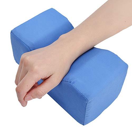 Almohada de soporte de rodilla, protector de pies elevado 7.9X3.9X3.9In para proteger el tobillo para las piernas