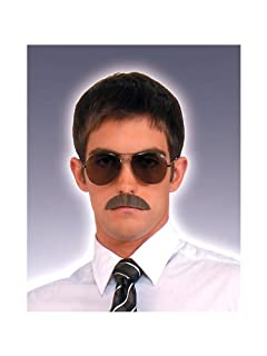 عروض Gentlemen's Human Hair Moustache