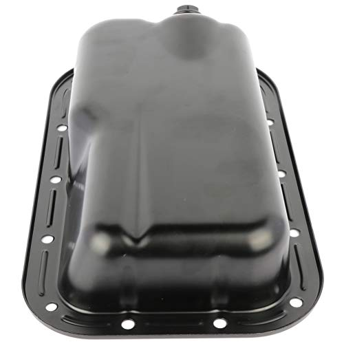 TUPARTS Engine Oil Pan for C-hrysler 300 for D-odge Challenger Charger for J-eep Wrangler 11 12 13 14 15 16 Engine Oil Drain Pan 3.6L with OE 5184546AC CRP50A 5184546AA 5184546AB Oil Drip Pan Oil