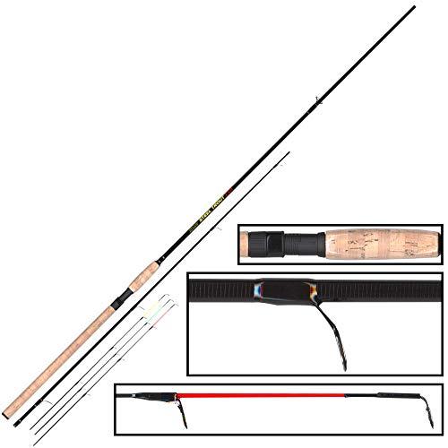 FTM Steel Trout FXR 2,70m 6-25g - Forellenrute, Angelrute für Forellen, Schlepprute zum Forellenangeln, Schlepp Rute für Forellenseen