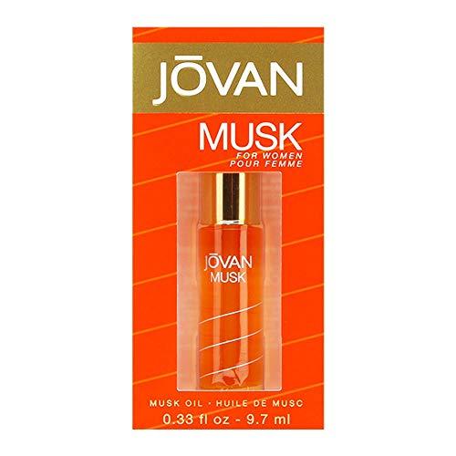 Jovan Damendüfte Musk Oil Perfum Oil 9 ml