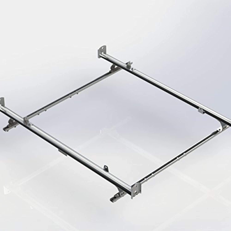 Ranger Design Cargo Rack, aluminum, 2 bar, Nissan NV High Roof