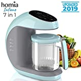 Baby Food Maker Chopper Grinder - Mills and Steamer 7 in 1 Processor...
