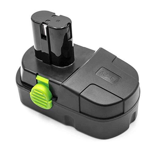 vhbw NiMH batería 2000mAh (19.2V) para herramienta eléctrica powertools tools Kawasaki 19.2V Unisource, 69007, 691034, 691235, 691240, 691306
