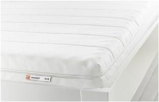 IKEA MOSHULT フォームマットレス 90×200cm かため ホワイト