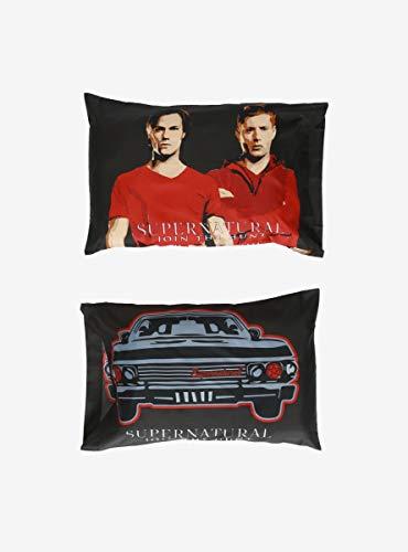 Supernatural Brothers & Baby Pillowcase Set
