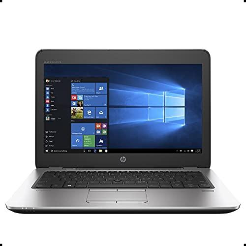 "HP Elitebook 820 G3 Business Laptop, 12.5"" HD Display, Intel Core i5-6300U 2.4Ghz, 8GB RAM, 256GB SSD, 802.11 AC, Windows 10 Professional (Renewed)"