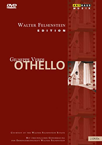 Verdi - Othello (Walter Felsenstein Edition) [2 DVDs]