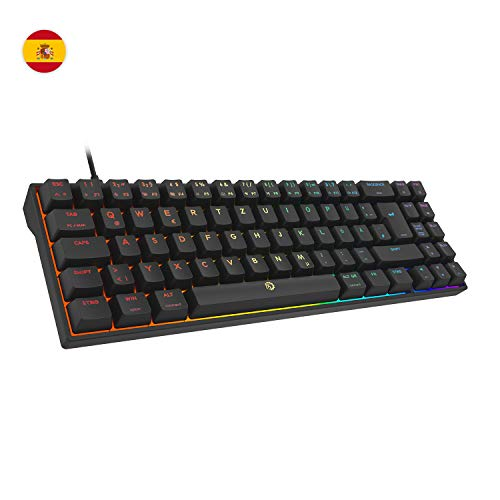 DREVO Calibur V2 Cherry MX Marrón RGB 60% Teclado