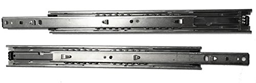 Proto Ball Bearing Drawer Slides, Pair (Left & Right)
