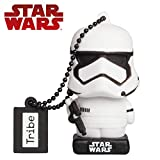 Llave USB 32 GB Stormtrooper TLJ - Memoria Flash Drive 2.0 Original Star Wars, Tribe FD030713