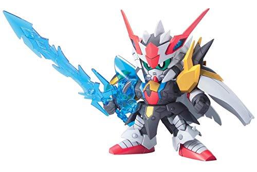 SDガンダム BB戦士 No.378 LEGEND BB 魔竜剣士ゼロガンダム 色分け済みプラモデル