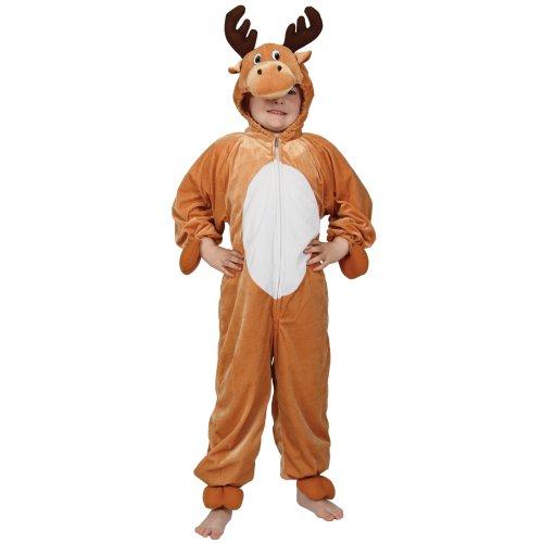 Wicked Costumes - Costume natalizio da renna per bambini