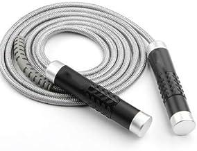 New Heavy Bearing Touwtjespringen Gym Oefening Jump Rope Handvat van het aluminium Bold Pvc Rope Fitness trainingstoestell...