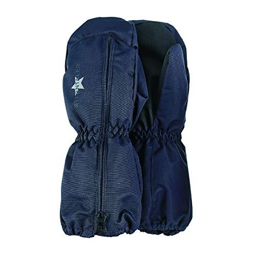 Sterntaler Unisex Baby Stulpen-handschuh Cold Weather Gloves, Marine, 1 EU