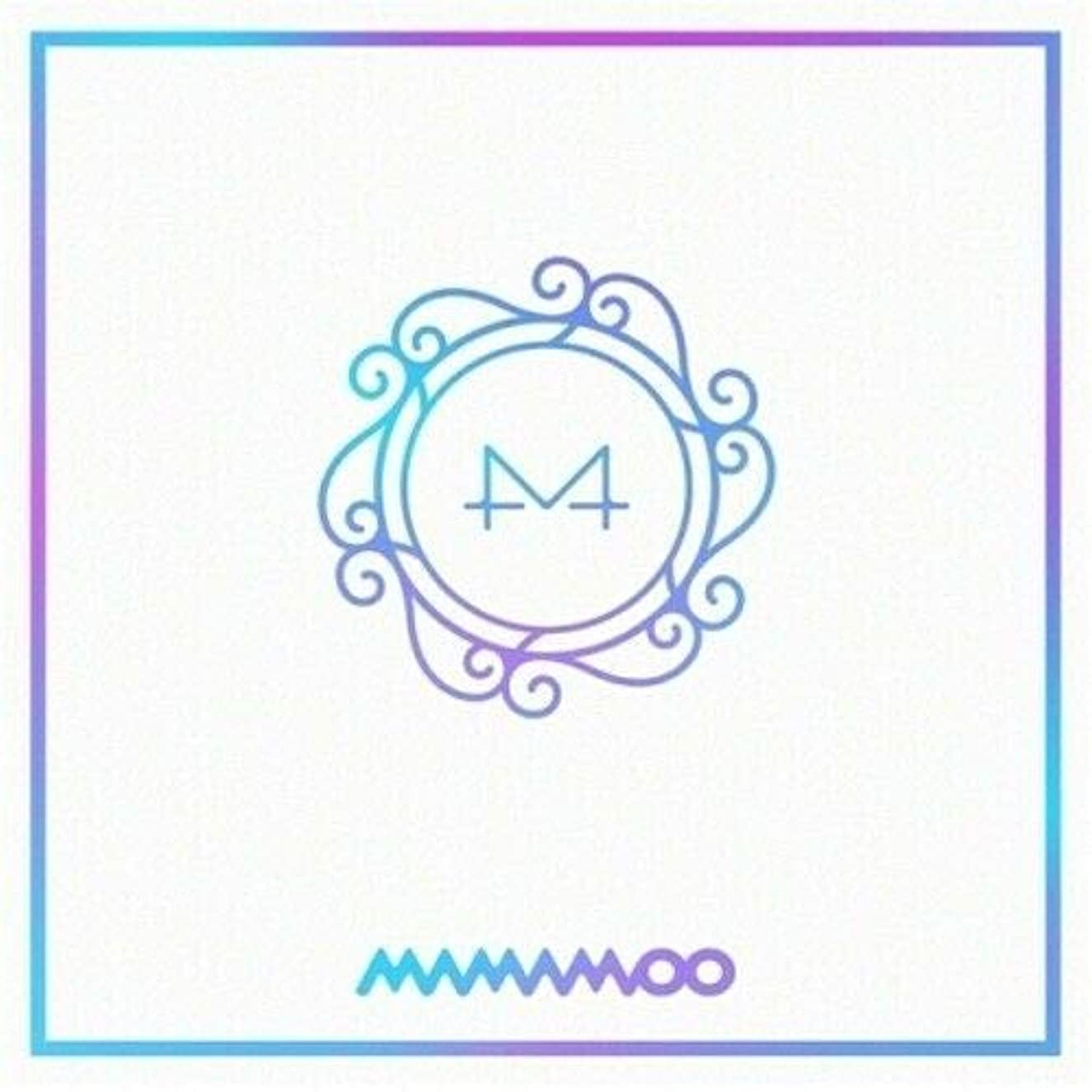 Mamamoo - [White Wind] 9th Mini Album CD+82p Booklet+1p PhotoCard+1p Photo Frame&Special Card+Tracking K-POP Sealed