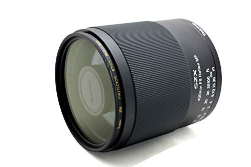 Tokina SZX 400mm F8 MF Nikon F Mount