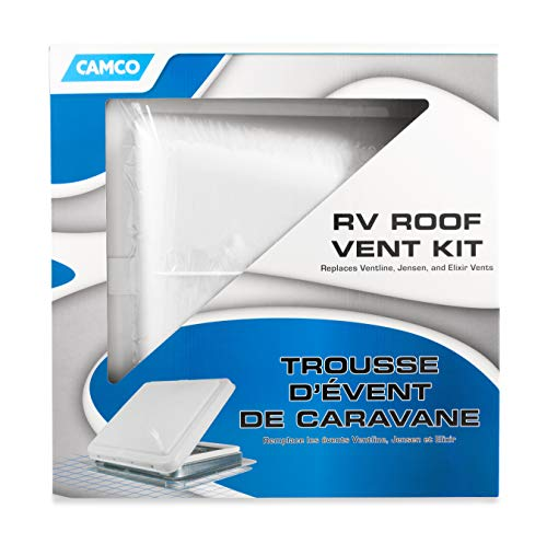 Camco 40480 Roof Vent Kit