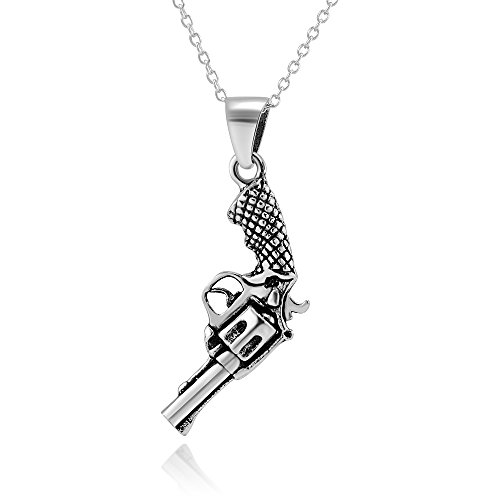 10 best pistol necklace for women for 2021