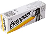 Energizer Batterie Industrial Alkaline 9 Volt-Block