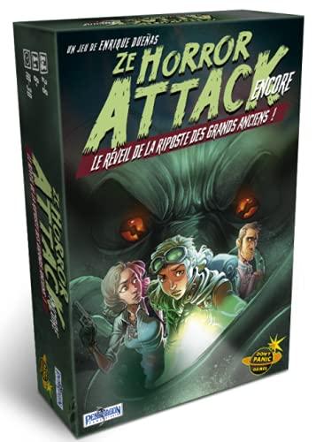 ZE Horror Attack Total: El despertador de la fuerza de los Grandes Ancianos