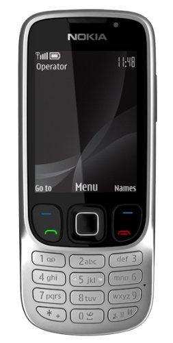 Nokia 6303i classic - Mobiltelefon - GSM