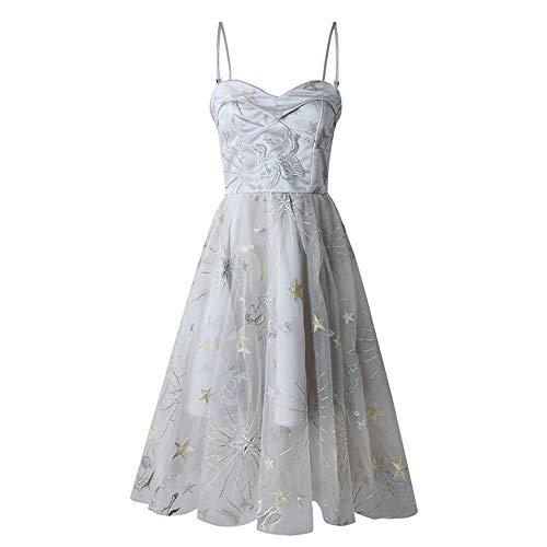 Vestido de boda largo, Vestido de malla de tul mangas novia tamaño...
