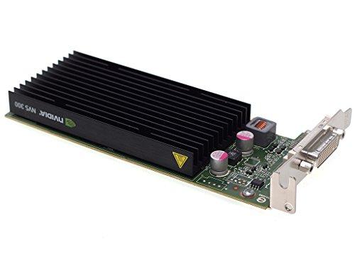 HP NVIDIA NVS 300 PCIe x16 VGA Graphics Card