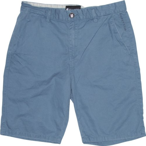 BILLABONG Herren Kurze Hose New Order, Granite, 28, M1WK20