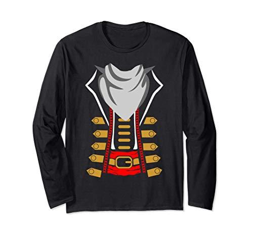 La idea del disfraz de pirata de la fiesta de Halloween de l Manga Larga