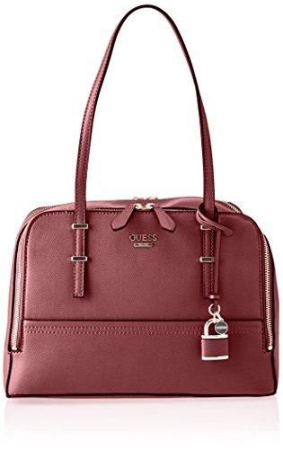 Guess Damen Hwvg6421090 Handtasche, Rot (Bordeaux), 13x22.5x36 cm (W x H x L)