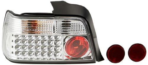 FK Automotive FKRLXLBM101 LED Feux arrière, Chromé