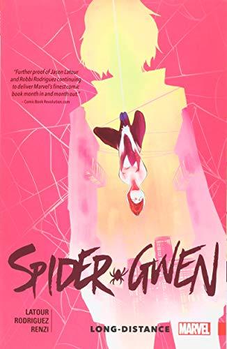 Spider Gwen. Long Distance - Volume 3