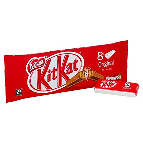 Kit Kat 2 Doigt De Lait 8 X 20,8 G - Paquet de 6