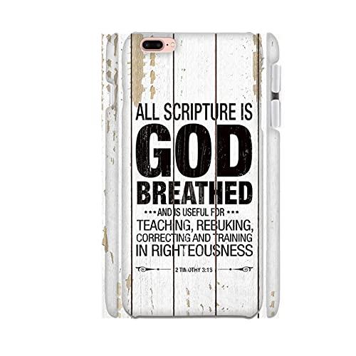 Generic Stampa Faithfulness Simpatico Gusci di Plastica Rigida Compatibile per Apple iPhone 7 8 4.7 inch Womon
