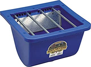 LITTLE GIANT 464074 Pf25 Foal Feeder, 9 Quart, Blue