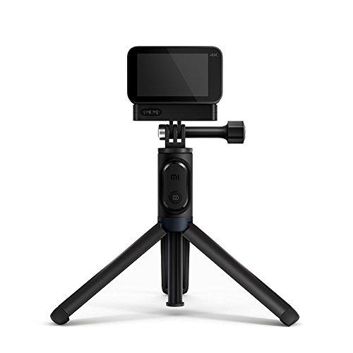 MYAMIA Mijia xxjzpg01Ym Bluetooth Selfie Stick Trípode Monopod para xiaomi Mijia 4K Mini Cámara Deportiva