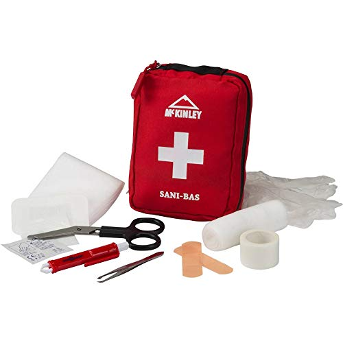 McKINLEY Erste Hilfe Set SANI-BAS, Rot, One Size