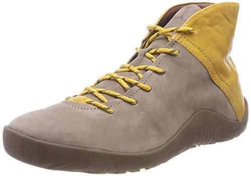 Think! Damskie getscho_383054 wysokie sneakersy, beżowy - beżowy 23 Kred Kombi - 39.5 EU