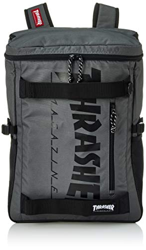 [スラッシャー] [ユニセックス] リュック 30L (スケボーキャリーストラップ)[ THR-161 / Backpack Box ] お...