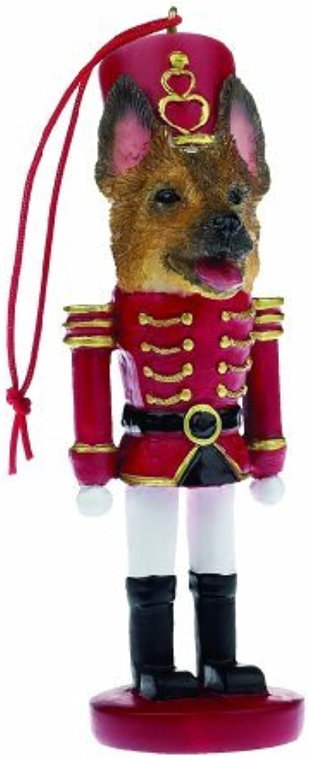 E&S Pets 3535875 Soldier Dogs Ornament by E&S Pets