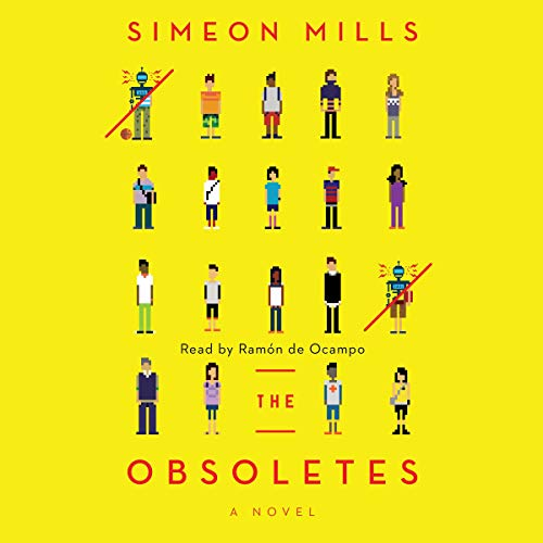 The Obsoletes audiobook cover art