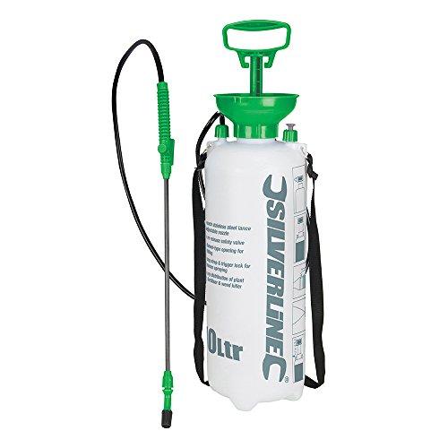 Silverline Tools 630070 - Maquinaria hidráulica, colores surtidos, 10 litros