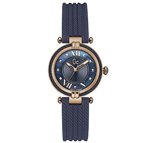 GC Uhr Analog mit Silikon Armband Y18005L7