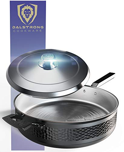 DALSTRONG - Batería de cocina premium - La serie Avalon - núcleo de