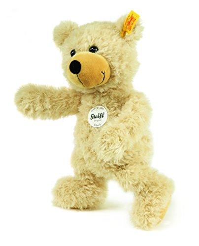 Steiff 12808 - Charly Schlenkerteddybeer beige