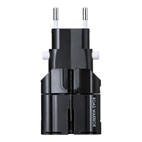 サンワサプライ 海外電源変換アダプタ ブラック TR-AD4BK
