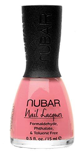 Nubar Mode nagellak amazon koraal, per stuk verpakt (1 x 15 ml)