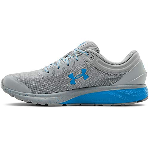 Under Armour Herren Charged Escape 3 Evo Sportschuhe , Mod Grau/ Mod Grau/ Electric Blau (100), 44.5 EU