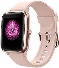 Smart Watch Fitness Tracker Fitness Armband mit herzfrequenz,SmartWatch IP68 Wasserdicht Fitness Uhr Voller Touchscreen...